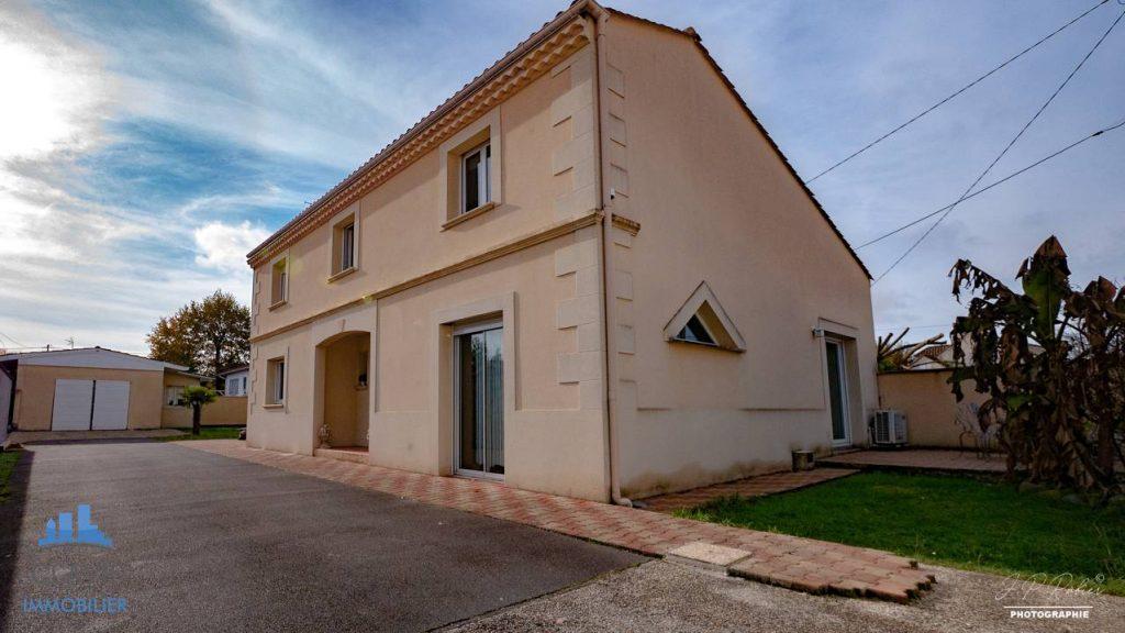Maison T5 150 m² Pessac Alouette