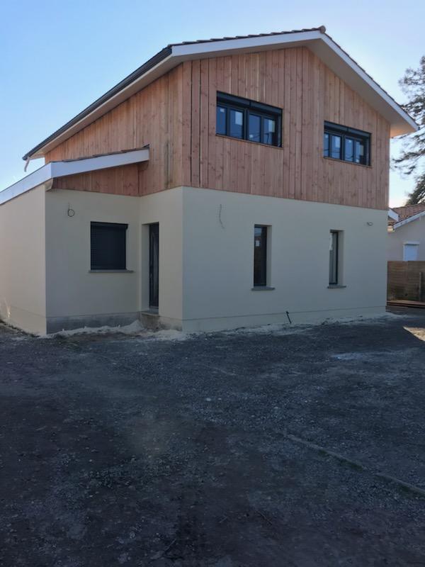 GUJAN MESTRAS Maison neuve T3 R+1 69 m2 RT 2012