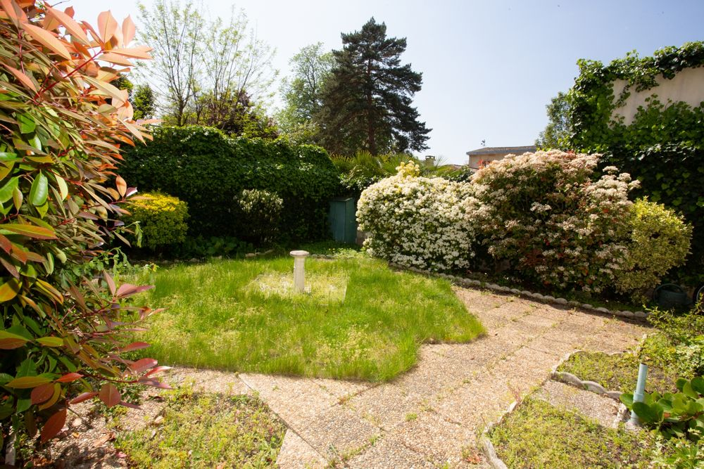 Appartement T3 58 m² avec jardin
