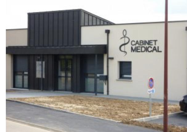 Ensemble cabinet médical bordeaux chartrons