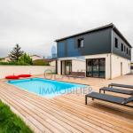 Sainte-Eulalie › Superbe maison de 237 m², jardin de 1290 m²