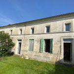 Marcillac › Maison en pierre 220 m² à rénover, terrain 3645 m²