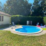 Ambarès-et-Lagrave › Maison 120 m² avec dépendance