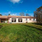 Saint-Genès-de-Lombaud › Maison T5 de 130 m² sur 1960 m² de jardin